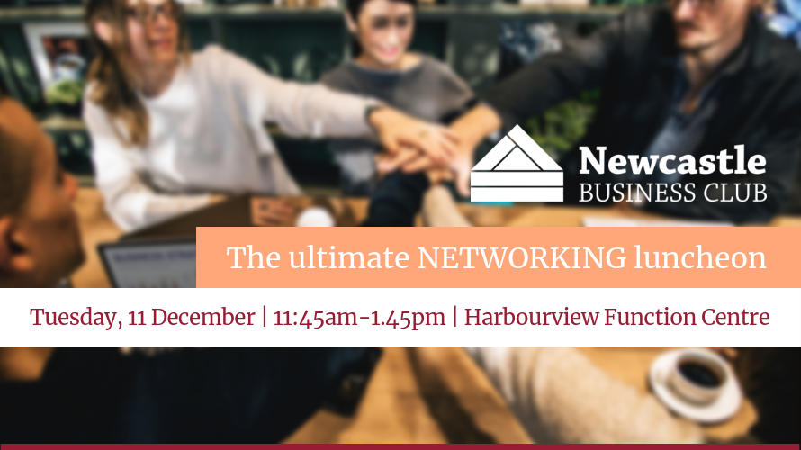 The ultimate networking luncheon